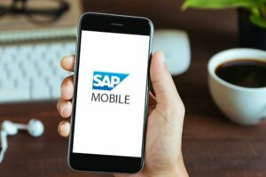 SAP goes mobile