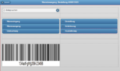 MIGO über Handy/Tablet/BDE-Scanner