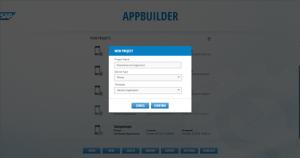 SAP AppBuilder für SAP UI5