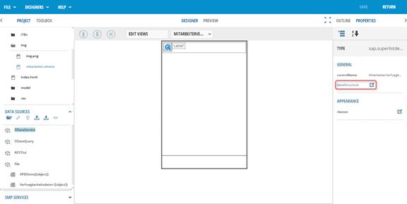 SAP AppBuilder für UI5 - erste Schritte16