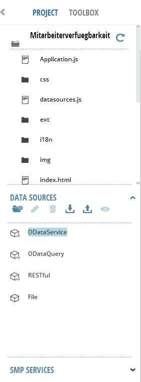 SAP AppBuilder für UI5 - erste Schritte6