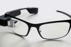 Google Glass mit Rahmen