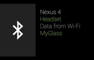 Headset Verbindung per Bluetooth
