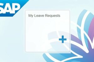 Fiori My Leave Requests