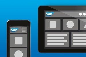 SAP Mobile App Prototyp