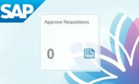 Fiori Aprove Requisitions