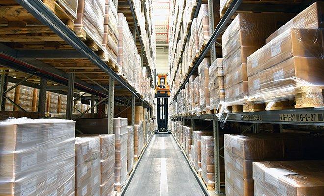 SAP WM Automatische Nachschubsteuerung