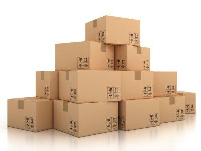 Packstücke mit SAP versenden