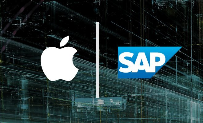 SAP und Apple Kooperation