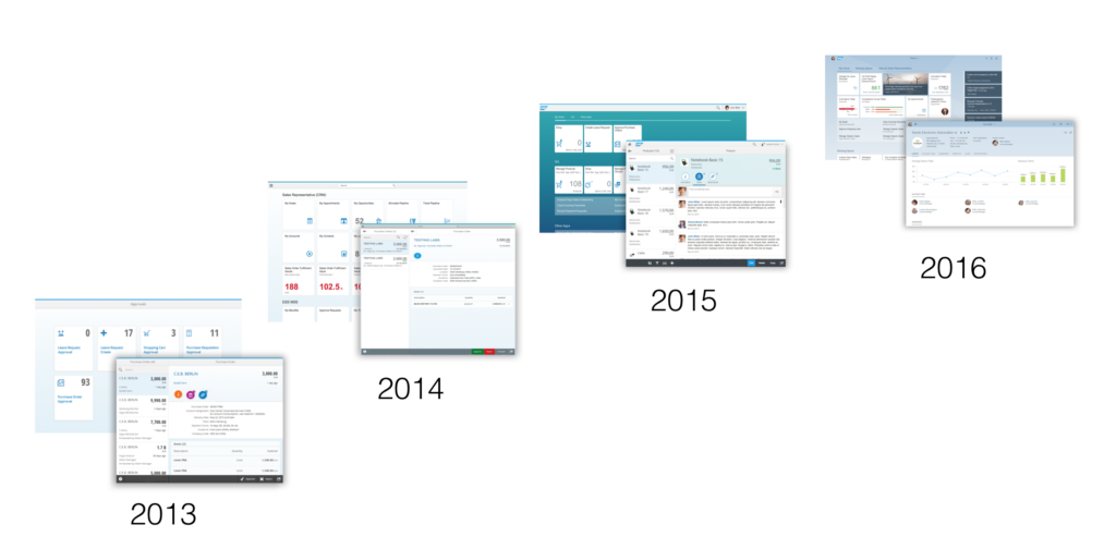 Fiori 2.0 Evolution