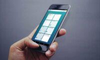 SAP Fiori mobile Anwendung