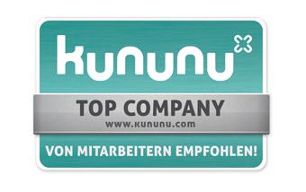 Mission Mobile wurde zur Top Company auf kununu ernannt