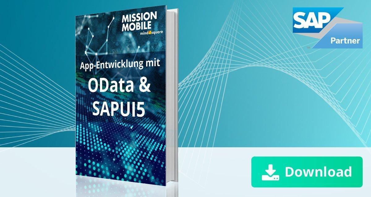 E-Book App-Entwicklung mit OData und SAPUI5