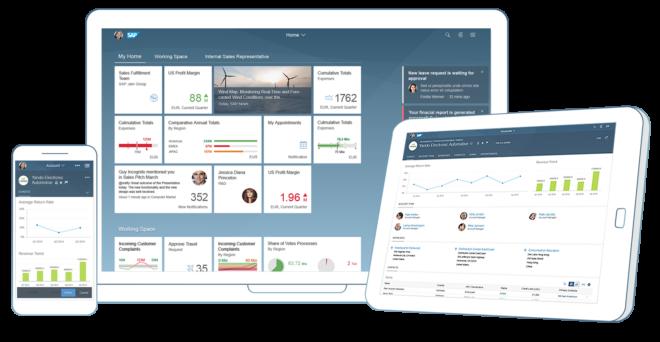 Verbesserte User Experience mit SAP Fiori
