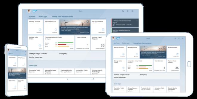 Fiori Launchpad 2.0