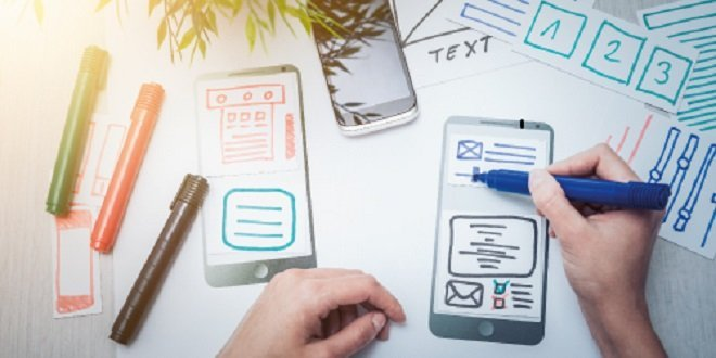 Kategoriebild zum Thema App Design