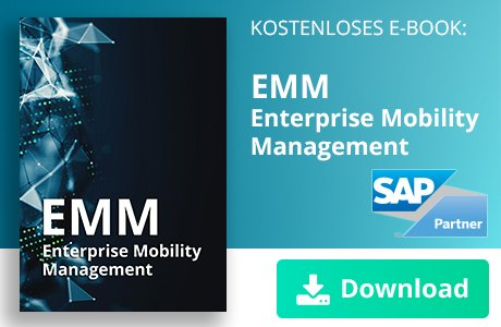 Unser E-Book zum Thema Enterprise Mobility Management