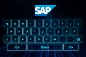 SAP Fiori virtuelles Keyboard