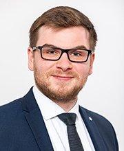 Fachbereichsleiter Tobias Schießl