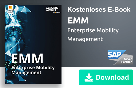 Unser E-Book zu EMM Enterprise Mobility Management