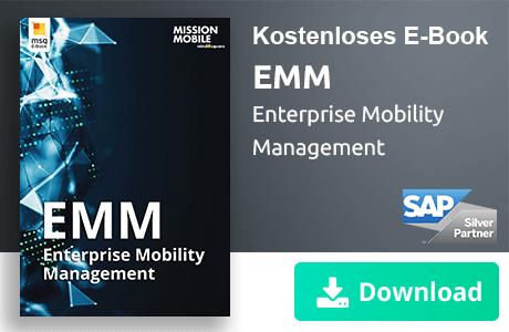 Unser E-Book zu EMM Enterprise Mobility Management
