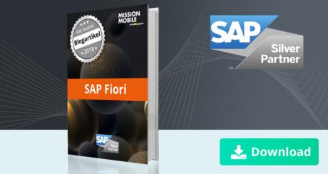 Unser E-Book zum Thema Die besten Blogbeiträge zu SAP-Fiori