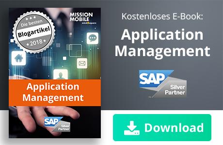 Unser E-Book zum Thema Application Management