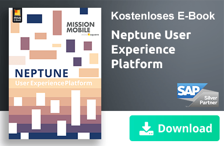 Neptune ist eine Technologie, mit dem Unternehmen ihre Prozesse mobil machen.