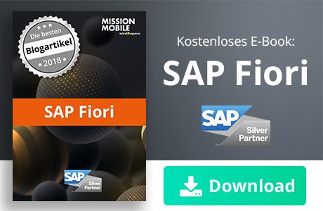 Unser E-Book zum Thema Die besten Blogbeiträge zu SAP Fiori