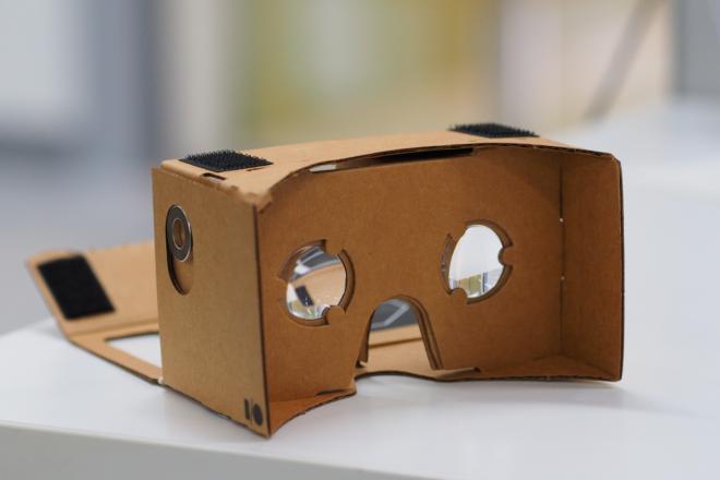 Das Google Cardboard ist eine günstige VR-Brillen-Variante