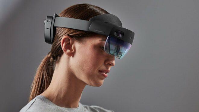 Die Microsoft HoloLens