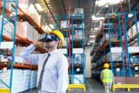Head Mounted Displays in der Logistik