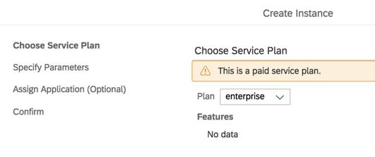 Lizenz auswählen Enterprise oder Standard