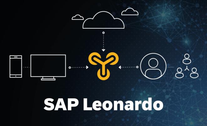 Vernetzung in SAP Leonardo.