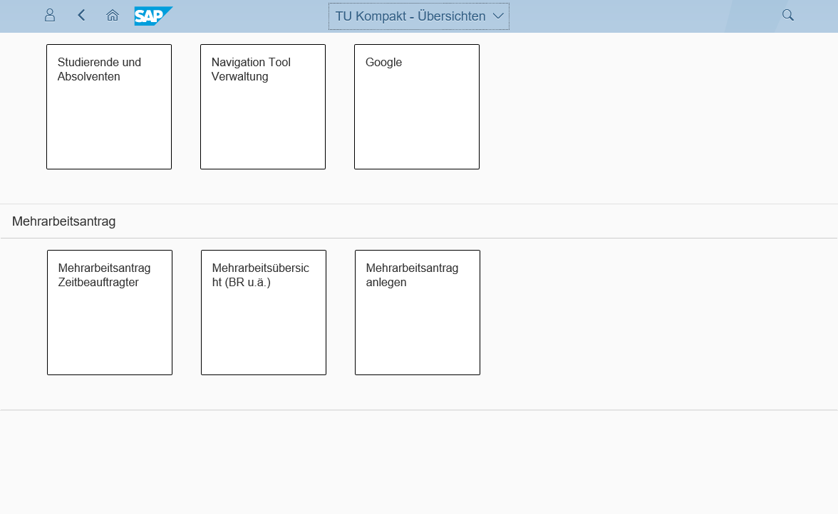 Fiori Launchpad Hierarchie Tool