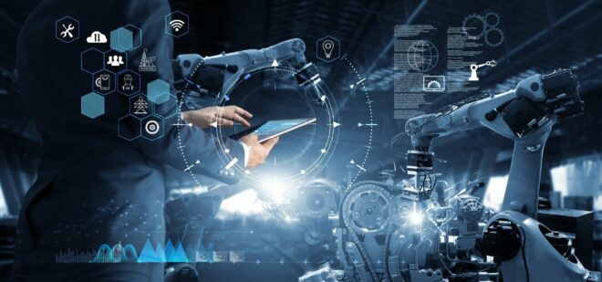 Smart Factory - die intelligente Fabrik