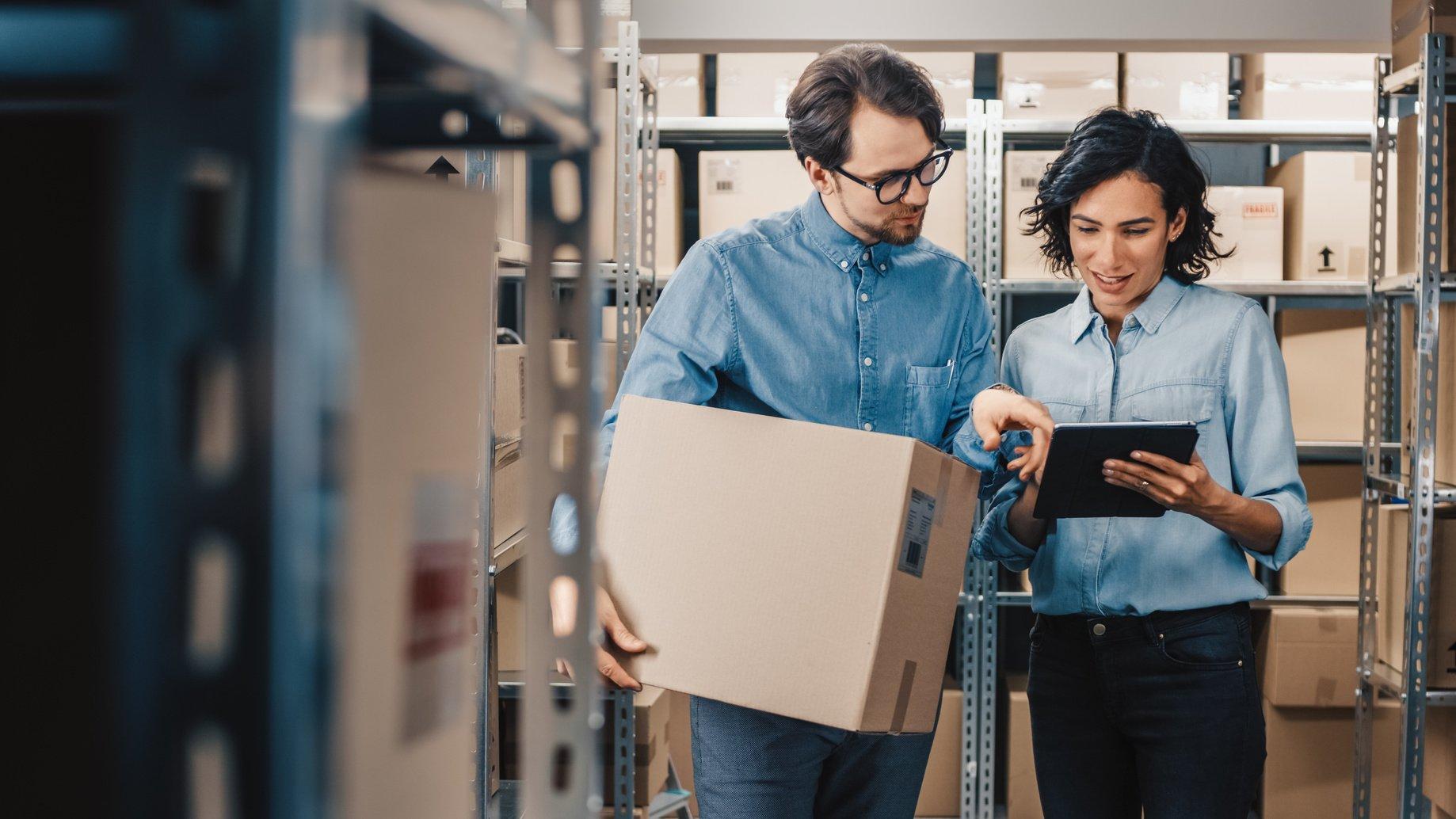 App zur Wareneingangsbuchung im SAP